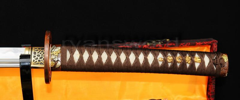 Hand Made High Quality 1095 Carbon Steel Japanese Samurai Katana Sword